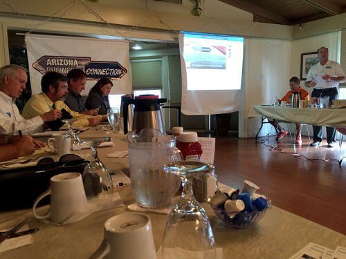 Arizona Business Connection Meeting